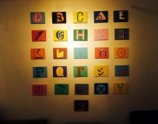 exhibition artist Andrew