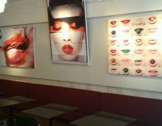 exhibition artist Michio Fukutani x HAMA