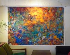 exhibition artist Atsuo Hashimoto