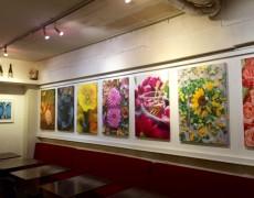 exhibition artist Yoko TAKEUCHI